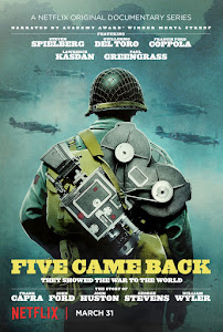 Five Came Back Poster