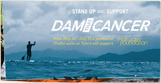 OluKai Partners with TYLER'S Dam That Cancer 1