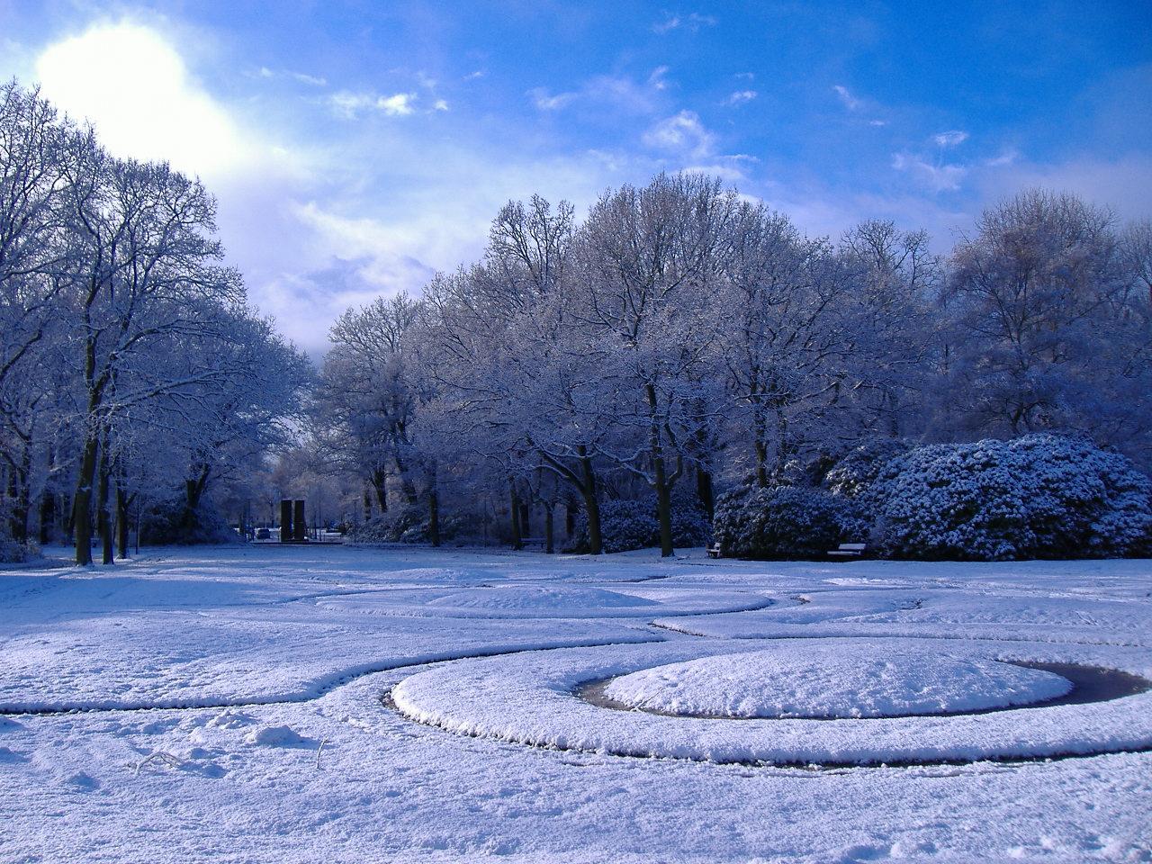 Love U Wallpapers: Winter Scene Hd
