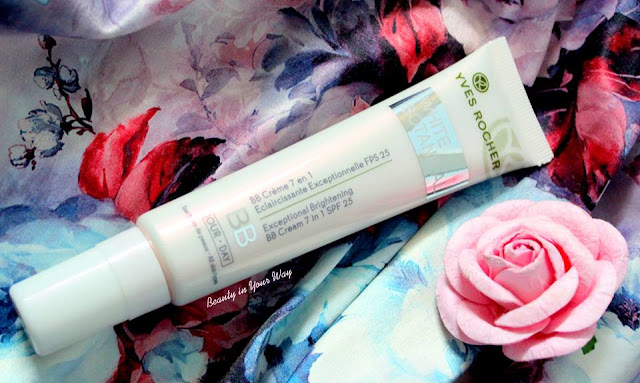 Review Yves Rocher White Botanical BB Cream 7 in 1 độ che phủ tốt, yves rocher, white botanical bb cream, bb cream, kem nền, yves rocher bb cream