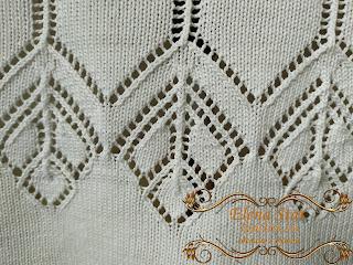 деккеровочный ажур платья сарафана
