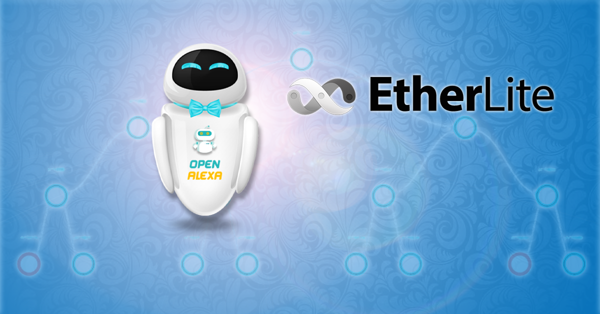 Open Alexa and Ether Lite