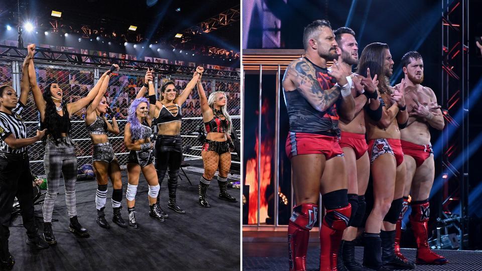 "Cobertura: NXT TakeOver ""WarGames"" 2020: Sempre eles!"