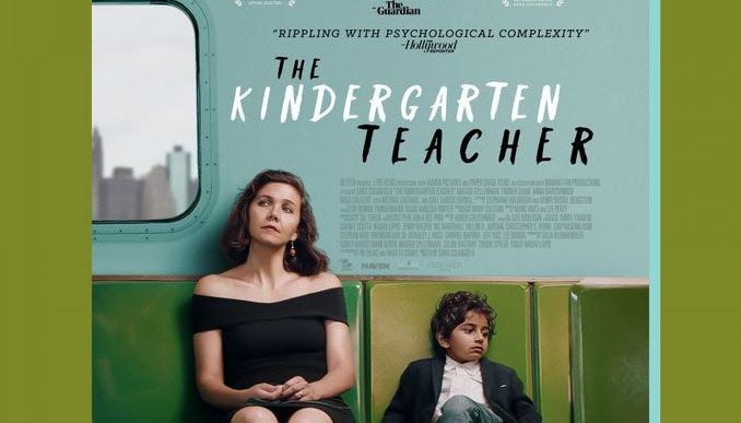 The Kindergarten Teacher | Netflix Movie HD