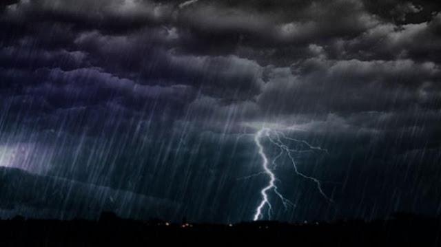 Yang Dilakukan Rasulullah Saat Hujan Deras Disertai Petir