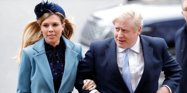 Boris Johnson and Fiancee Announce Birth of Baby Boy