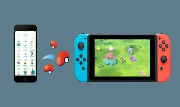 Nintendo works for Android Games in Pokemon Go