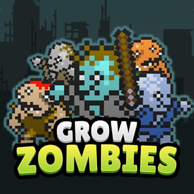 Grow Zombie inc – Merge Zombies (MOD, NO ADS) APK Download