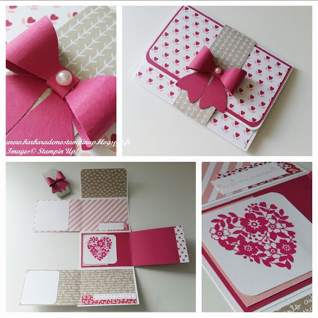 le scrap de barbara d monstratrice stampin 39 up mini album. Black Bedroom Furniture Sets. Home Design Ideas