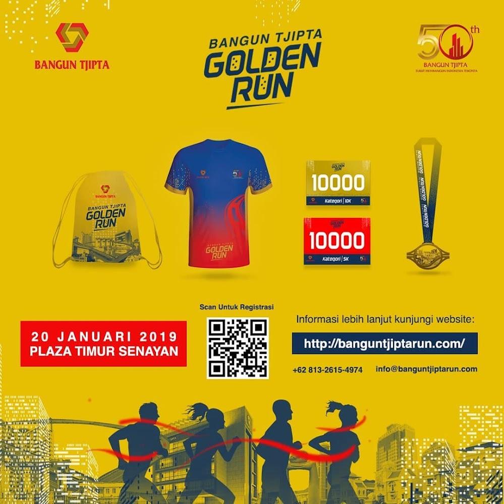 Bangun Tjipta Golden Run • 2019