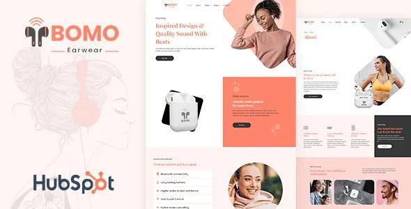 Best Single Product HubSpot Theme