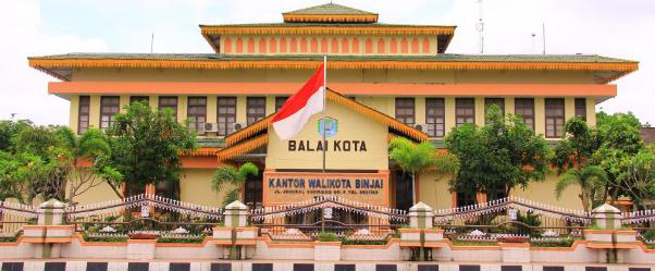 Kantor walikota Kota Binjai