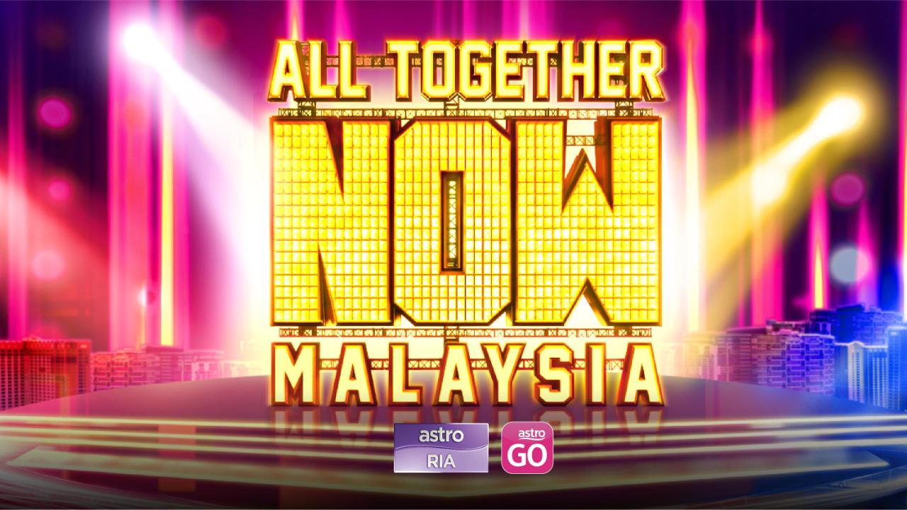 Saksikan Program All Togther Now Malaysia Di Astro Ria