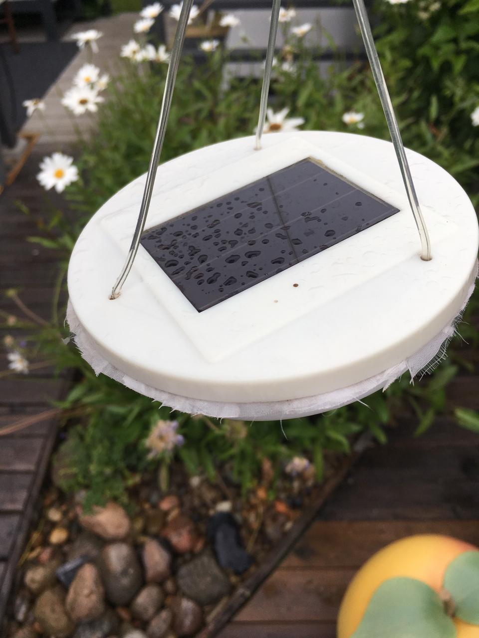 Cattis och eiras trädgÃ¥rdsdesign: diy – skapa en ny egen solcells ...