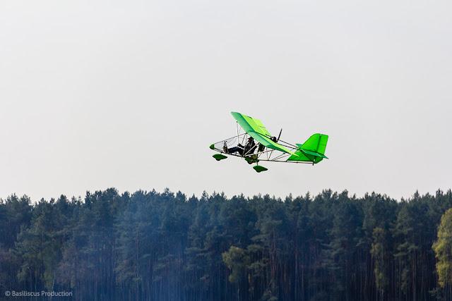 Aerolite 120 Flugaufnahmen