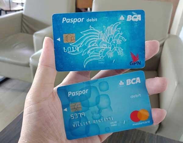 Beda Kartu Tahapan BCA Xpresi GPN dDngan MasterCard?