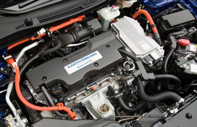 2017 Honda Accord Engine
