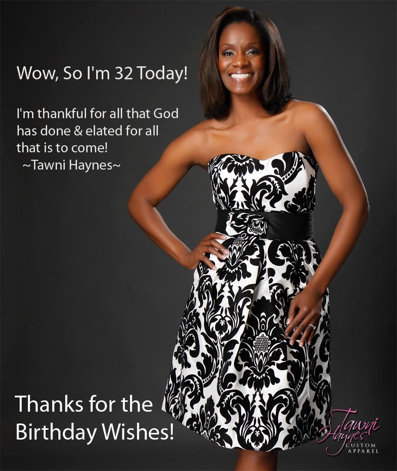 a516cb7355d69 Up And Coming Fashion Designer Tawni Haynes Is Dressing Some Of The Biggest  Names In The Christian Community!