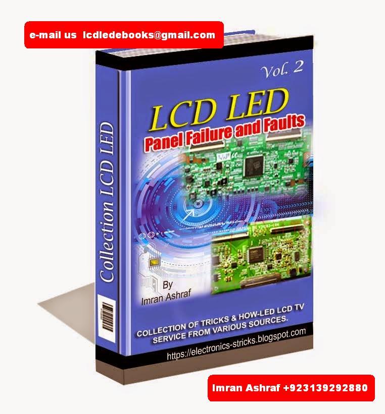 Electronics Kingdom: LCD LED Panel Failure And Faults