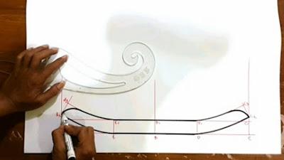 Cara Membuat Krah Baju Koko Kekinian Yang Stylis