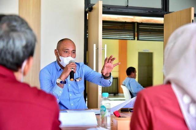 Bahas RKUA-PPAS Tahun Anggaran 2022,  Komisi IV Gelar Raker Bersama Mitra Kerja