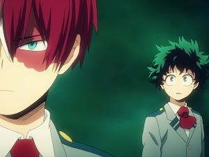 "Boku no Hero Academia S2 Opening 2 - ""Sora ni Utaeba (空に歌えば)"" by amazarashi"
