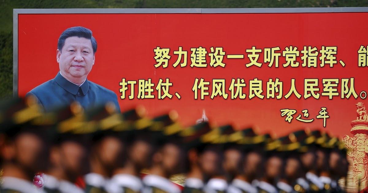 Kiina Kommunismi