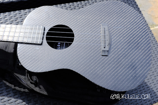 Klōs All Carbon Tenor Ukulele body