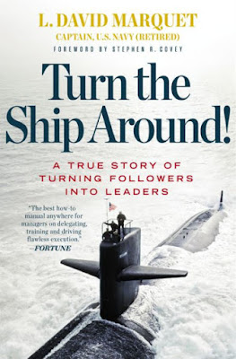 "Featured in the article: ""12 Best Leadership Books You Must Read"". Turn the Ship Around By David Marquet"