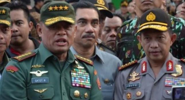 Panglima TNI Jendral Gatot Dan Kapolri Tito Tidak Akan Hadiri Aksi 212