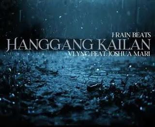 Vlync ft. Joshua Mari - Hanggang Kailan Lyrics