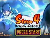 Download Game Naruto Senki Mod UNS 4 Version Code 1.1 Apk Terbaru