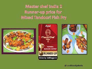 Master Chef - Runner Up India - 5