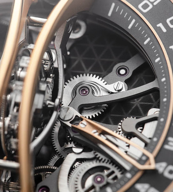 Cyrus Klepcys Vertical Skeleton Tourbillon
