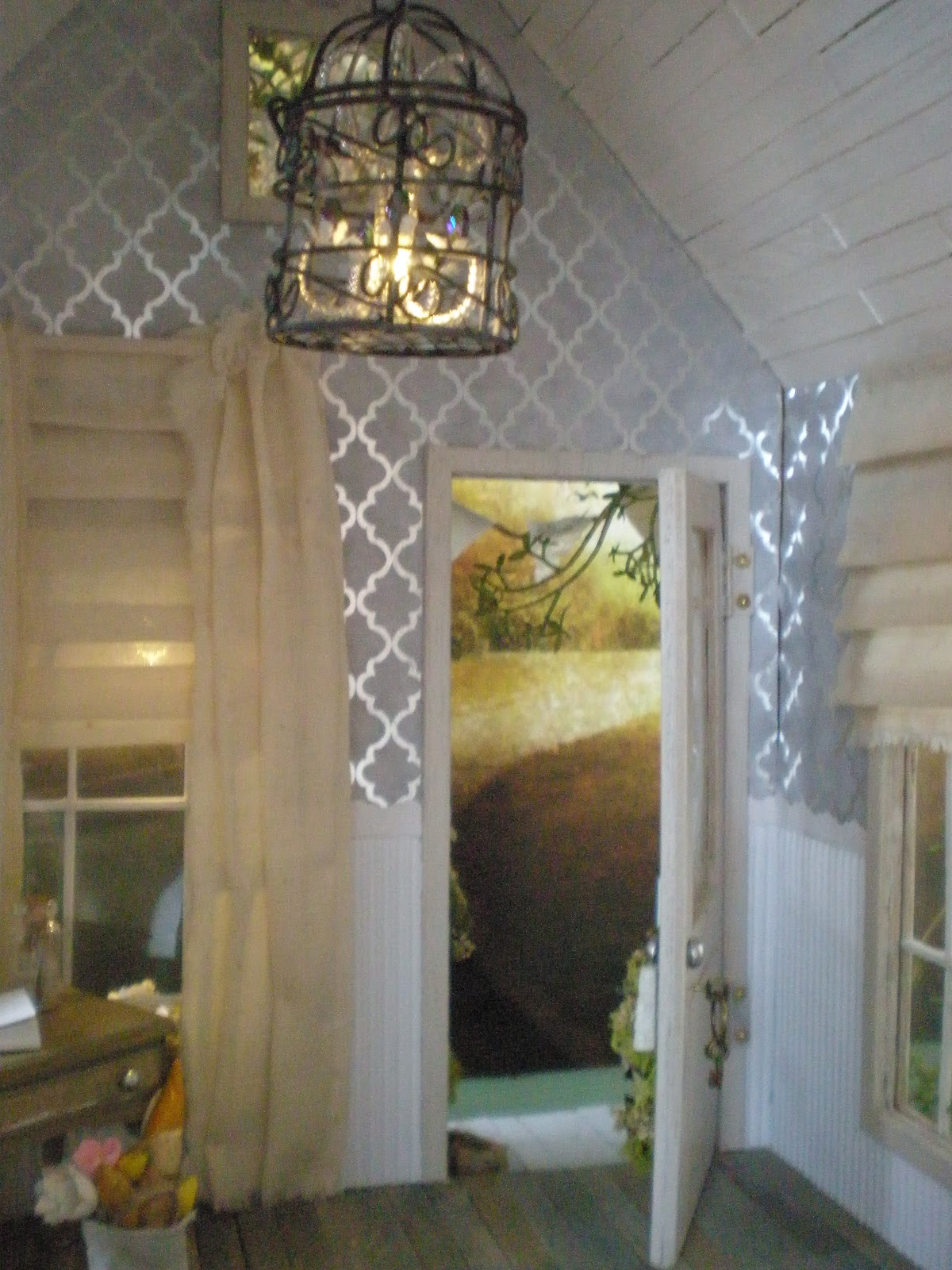 Cinderella Moments Reverie Cottage Dollhouse