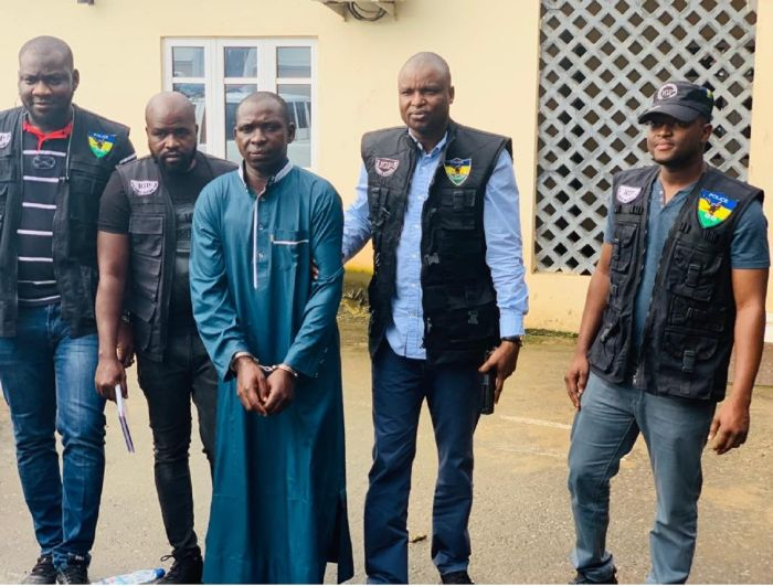 Nigerian Police Force May Dismiss 2 Police Officers For Working With Kidnapper Wadume | Alabosi.com