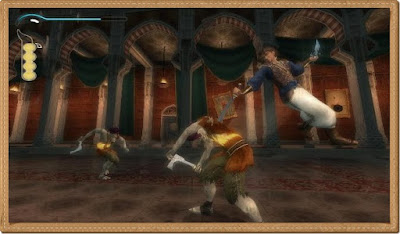 Prince of Persia The Sands of Time PC Games Gameplay