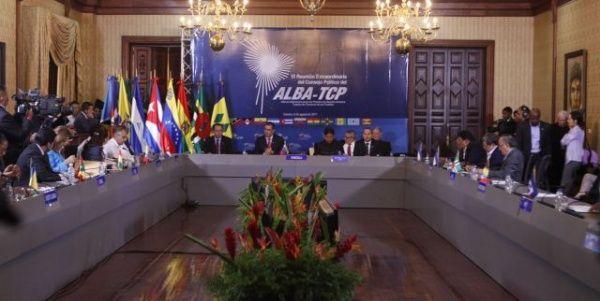 Nicaragua y El Salvador ratifican apoyo a Venezuela