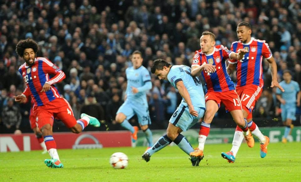 REZUMAT VIDEO GOLURI Manchester City Bayern Munchen 3-2 UCL 25.11.2014 Aguero 3 goluri YOUTUBE UEFA Champions League Man City vs Bayern Munich marti 25 noiembrie 2014 all goals and highlights toate golurile partidei rezumatul meciului video
