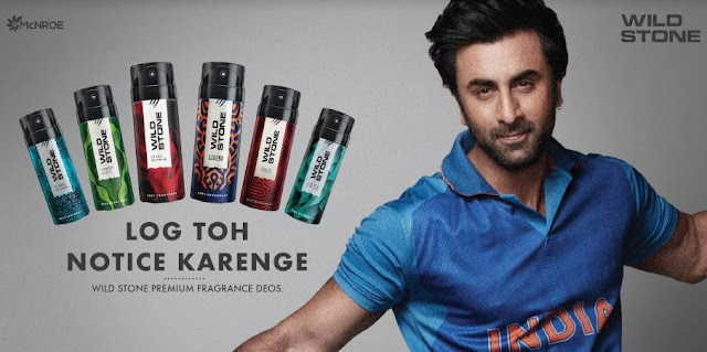 Wild Stone appoints Ranbir Kapoor as their brand ambassador