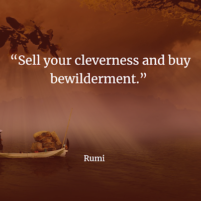 Rumi Inspirational  Quotes  and sayings
