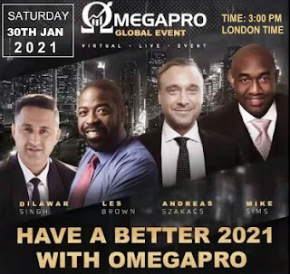OmegaPro OMP Money Bank Launch