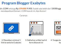 Dukungan Exabytes Indonesia Untuk Memajukan Indonesia Bersama Explore Beasiswa