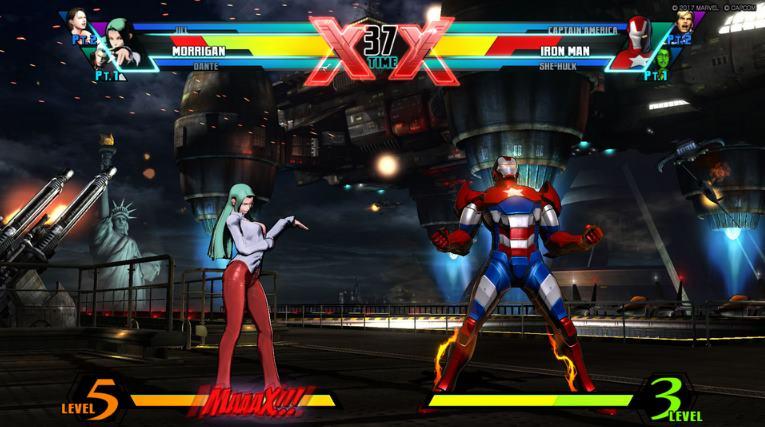 Ultimate Marvel vs. Capcom 3 PC Full Español