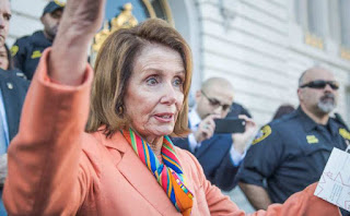 Pro-Abortion U.S. House Minority Leader Rep. Nancy Pelosi, D-CA