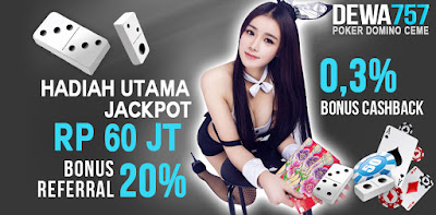 Agen Poker Domino 99 Ceme Blackjack Online Indonesia