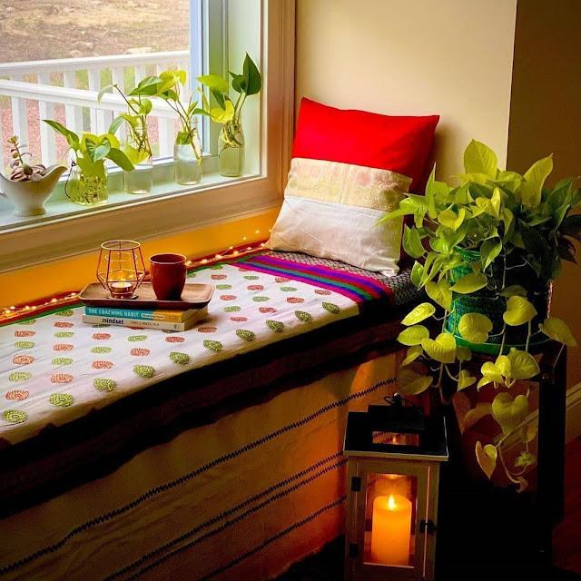 Dekorasi Tanaman Hias untuk Kamar Tidur Sederhana