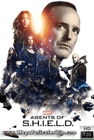 Agents of SHIELD Temporada 5 [720p] [Latino-Ingles] [MEGA]