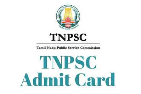 TNPSC Admit Card Assistant Professor & Commissioner Hall Ticket