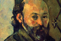 In Front of Olive Wallpaper (1881) which is also known as Self Portrait of Paul Cézanne, who was a greatest artist of all.
